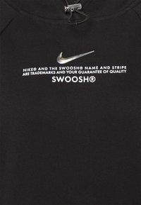 Nike Sportswear - HOODIE - Sudadera - black/white - 6