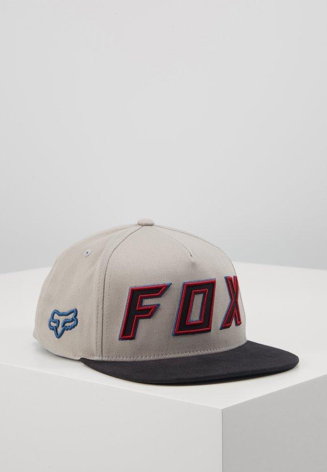 POSESSED SNAPBACK HAT - Cappellino - light grey