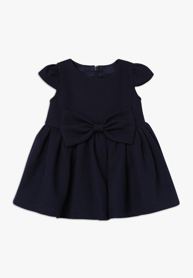 POLLY BOW DRESS - Cocktailkjole - navy