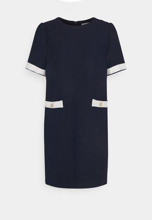 EDY - Jumper dress - navy
