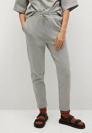 Tracksuit bottoms - gris
