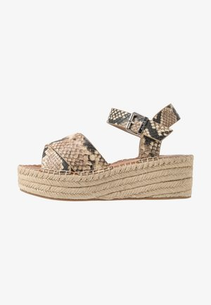 TINEVIEL - Loafers - natural