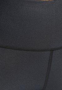 Under Armour - ISO CHILL ANKLE LEG - Leggings - black - 5