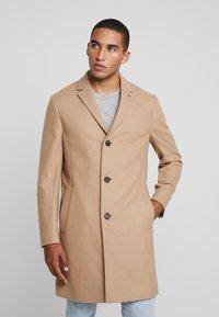 Calvin Klein Tailored - BLEND COAT - Kappa / rock - beige - 0
