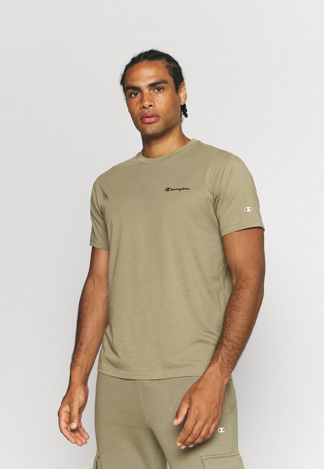 CREWNECK  - Jednoduché triko - beige