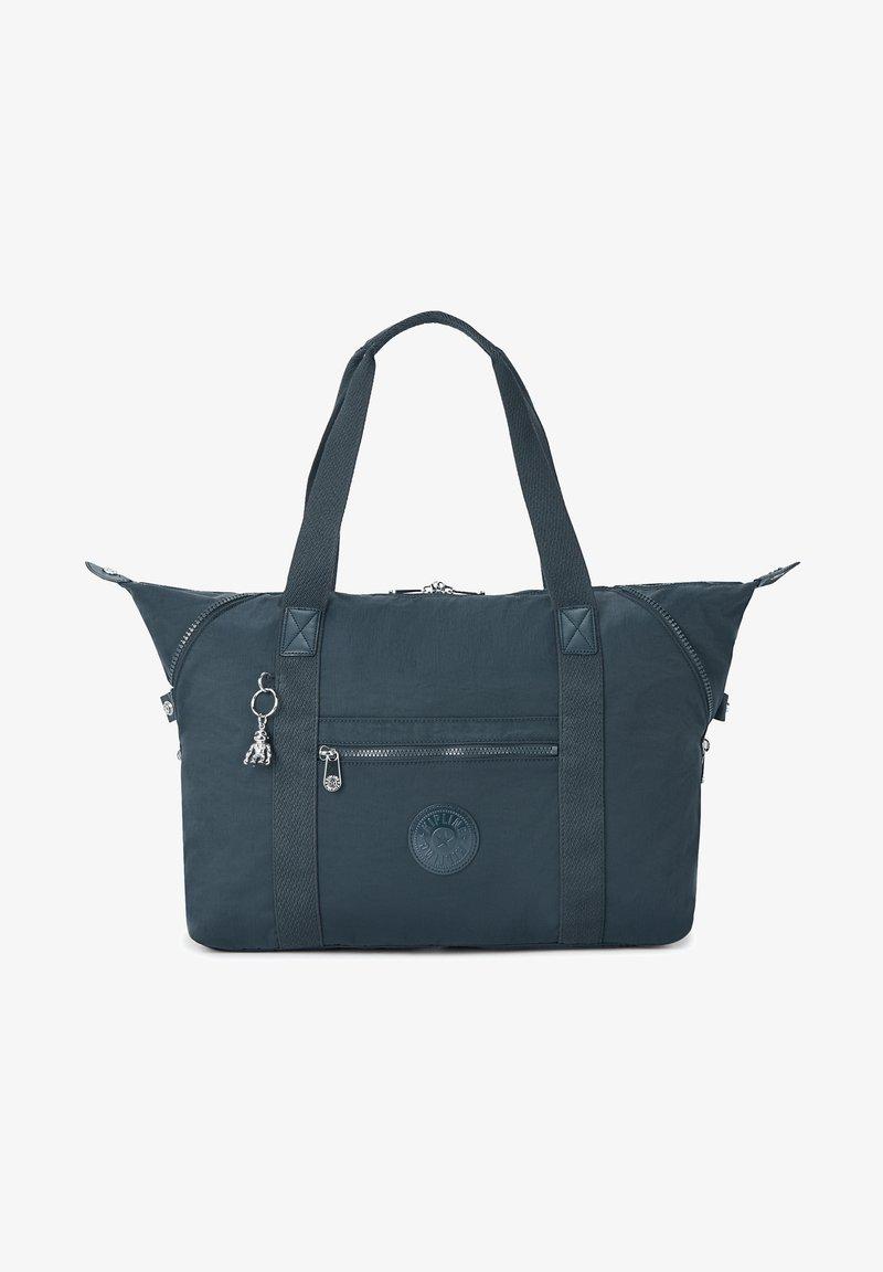 Kipling - ART M - Tote bag - rich blue