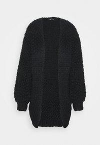 Missguided Tall - CARDIGAN - Cardigan - black - 0