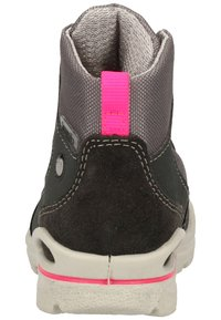 Pepino - Lace-up ankle boots - grigio/graphit/pink 452 - 3