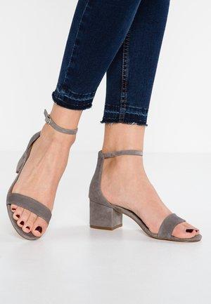 IRENEE - Sandals - grey