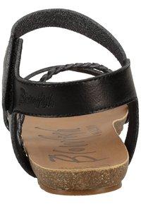 Blowfish Malibu - Sandals - black - 4