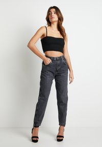 Pepe Jeans - DUA LIPA x PEPE JEANS - Relaxed fit jeans - grey - 1