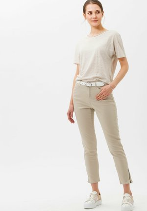 MARY S - Pantalon classique - warm sand