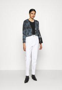 BDG Urban Outfitters - AMARA TIE DYE CARDIGAN - Cardigan - blue - 1
