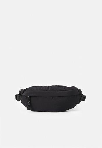 SLING BUMBAG - Bum bag - black