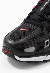 Nike Sportswear - P-6000 - Zapatillas - black/bright crimson/white/metallic silver - 5