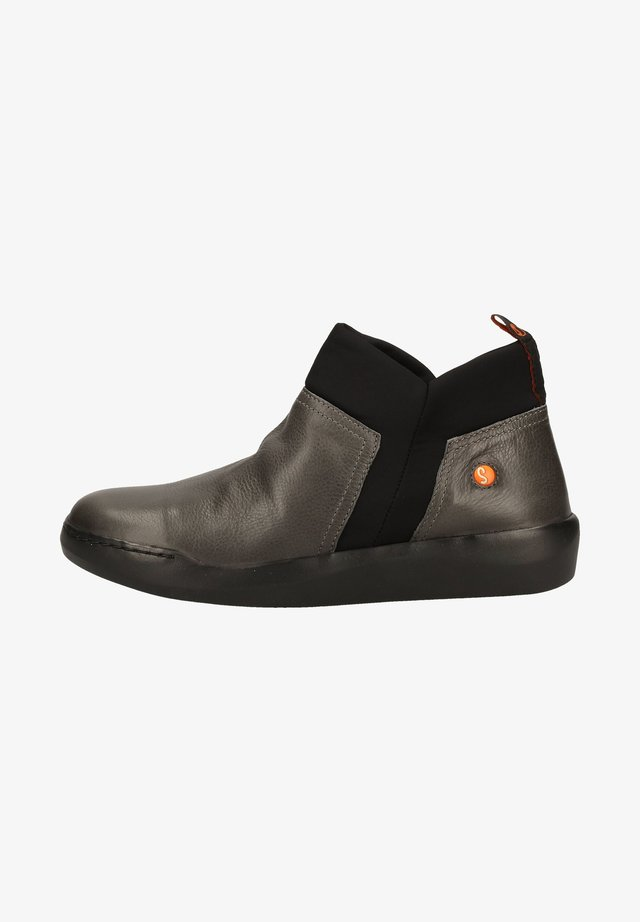 Ankle boot - grey slate