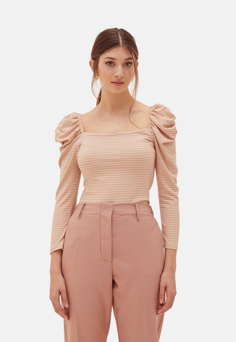 Motivi - Long sleeved top - rosa