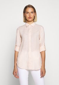 Lauren Ralph Lauren - TISSUE - Button-down blouse - pink/cream - 0