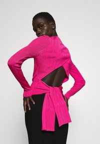 HUGO - SWILLERY - Jumper - bright pink - 3