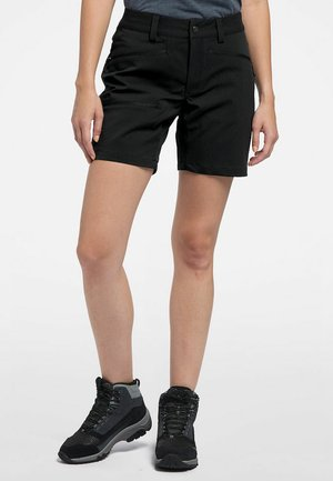 Sports shorts - true black solid