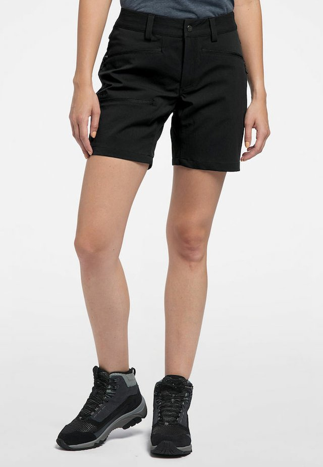 Sports shorts - true black solid