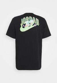 Jordan - BRAND CREW - Printtipaita - black - 6