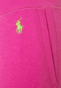 Polo Ralph Lauren - FEATHERWEIGHT - Pantaloni sportivi - peony - 7