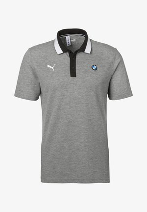 BMW M MOTORSPORT - Polo shirt - medium gray heather
