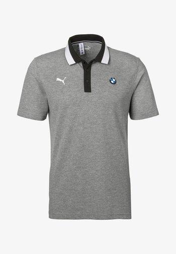 BMW M MOTORSPORT - Polo shirt - medium gray heather