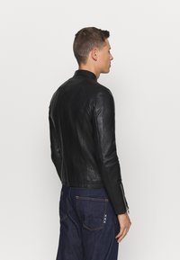 Serge Pariente - Leather jacket - black - 2