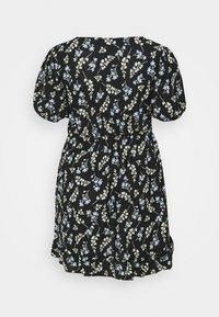 Dorothy Perkins Curve - Jersey dress - black/multi - 1