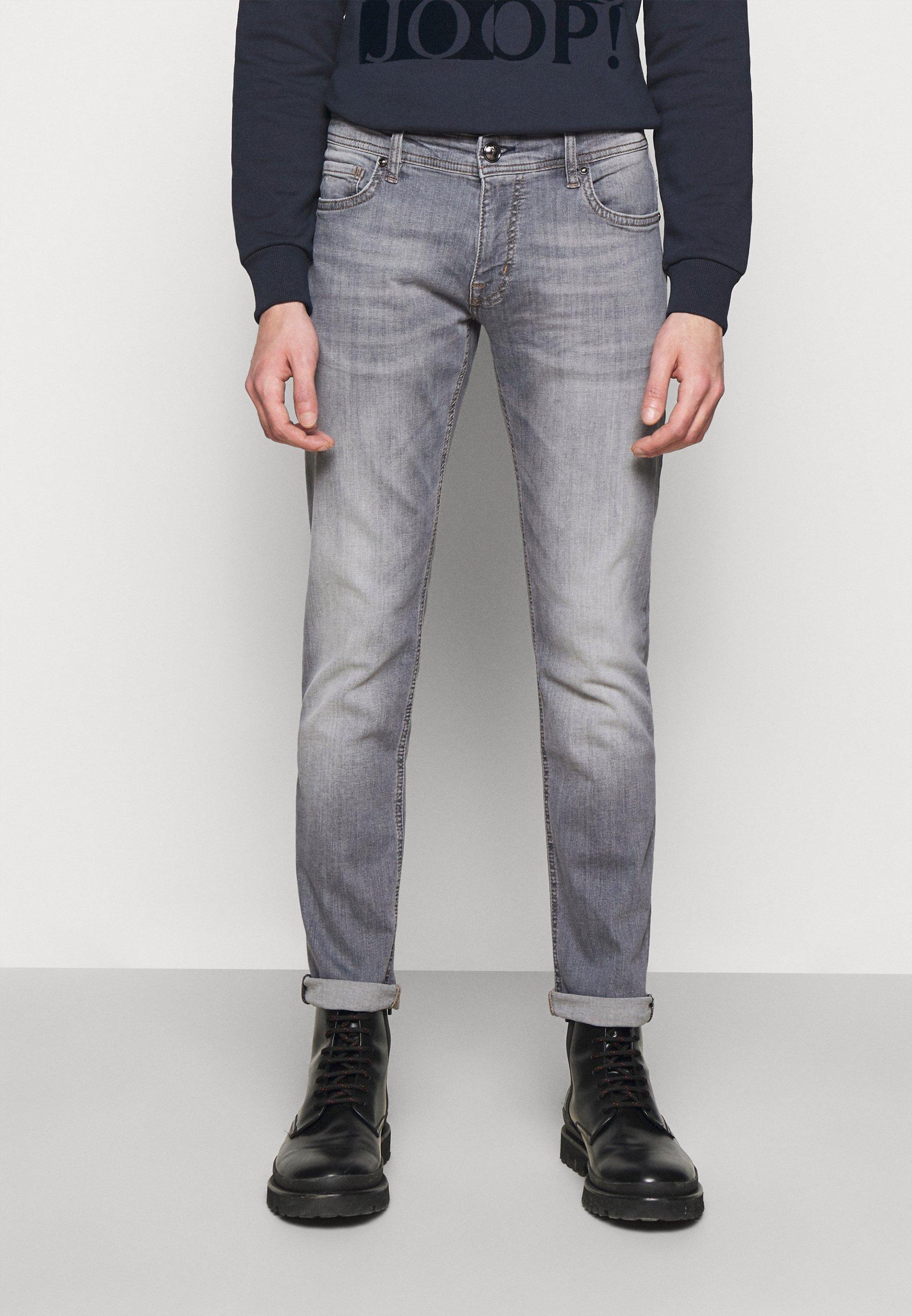 Men HAMOND  - Slim fit jeans - silver