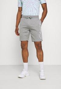 CLOSURE London - SCRIPT 2 PACK  - Spodnie treningowe - greymarl/rose - 3