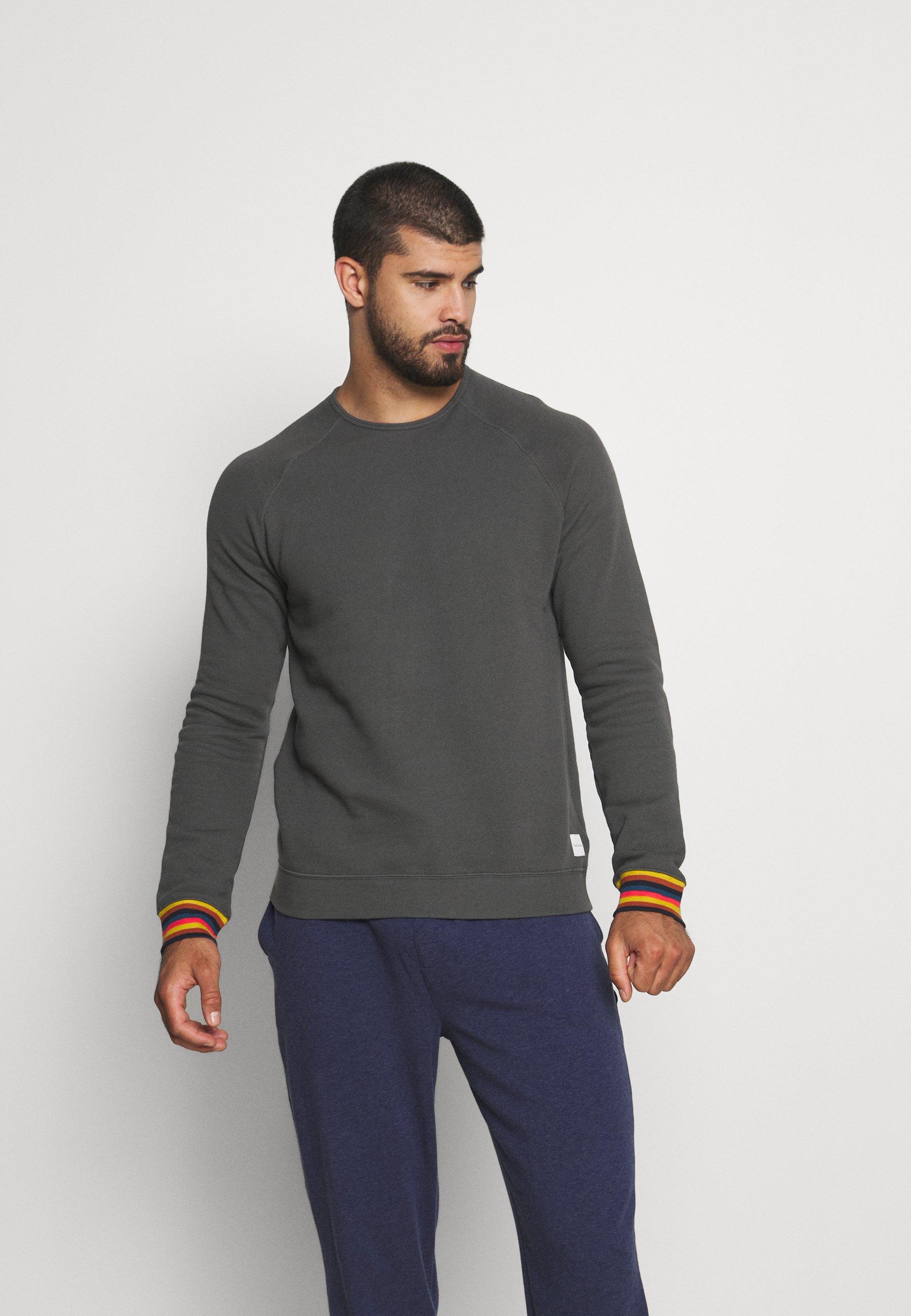 Herren MEN TOP LONG - Nachtwäsche Shirt