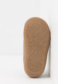 Naturino - COCOON VL - Zapatos de bebé - dunkel grau - 5