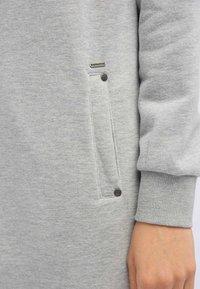 DreiMaster - Zip-up hoodie - light grey melange - 3