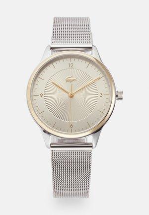 CLUB - Reloj - silver-coloured/champagne