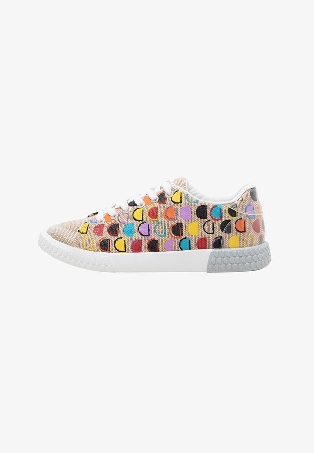 Baskets basses - multicolor