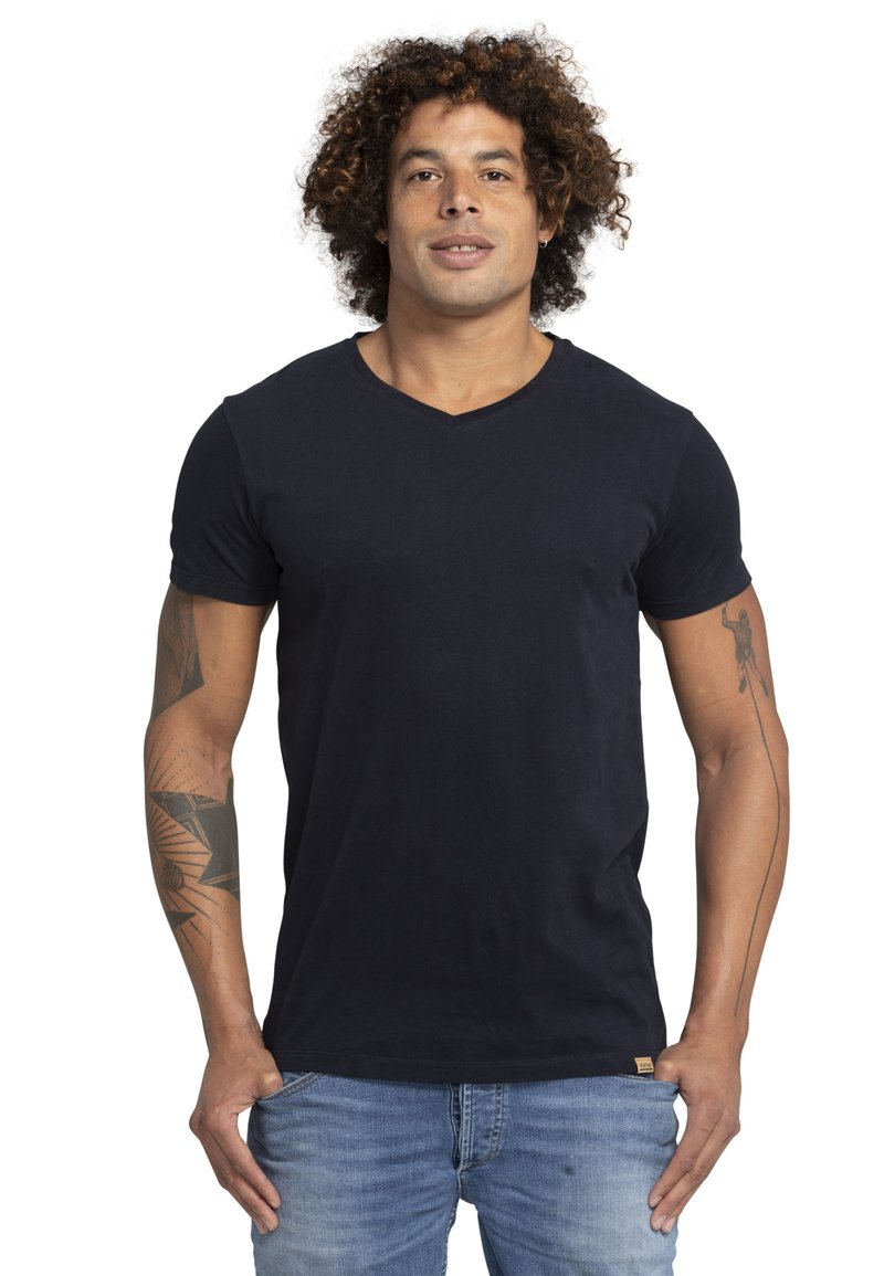 Liger - LIMITED TO 360 PIECES  - Basic T-shirt - navy