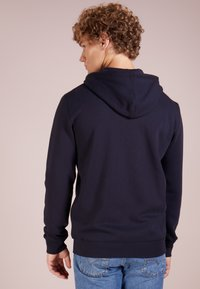 Emporio Armani - FELPA - Zip-up hoodie - blu - 2