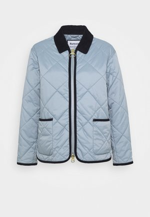 ALEXA CHUNG QUILTY QUILT - Light jacket - fade blue
