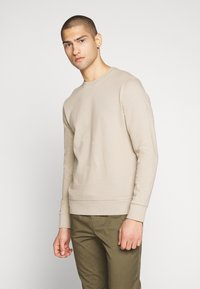 Jack & Jones - Sweatshirt - crockery - 0