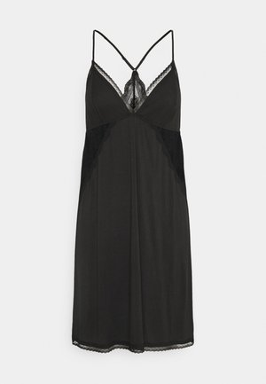 SEXY NEGLIGÉ - Nightie - black