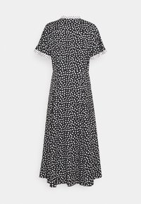 MAX&Co. - CABINA - Shirt dress - black - 7