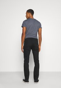 Tommy Jeans - SCANTON SLIM - Slim fit jeans - new black stretch - 2