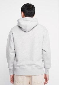 Tommy Jeans - BADGE HOODIE - Sweat à capuche - grey - 2
