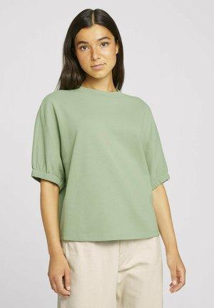 Blouse - light mint green