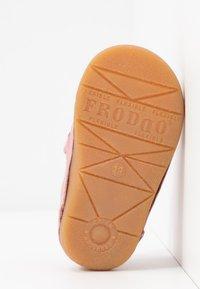 Froddo - PAIX DOUBLE WIDE FIT - Zapatos de bebé - pink - 5