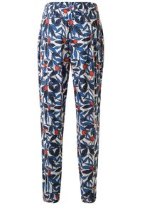 THE FASHION PEOPLE - Trousers -  offwhiteprint - 1