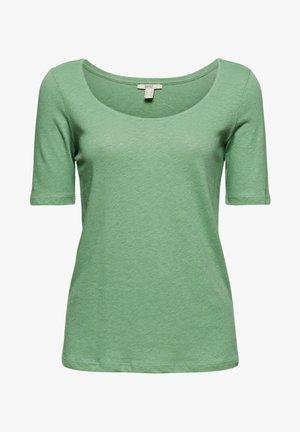 Basic T-shirt - leaf green